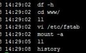 设置Linux可以查看历史命令(history)的执行时间