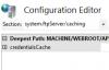 IIS自带FTP修改密码以后原密码可以登录解决方法