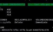 Kubernetes使用StorageClass动态生成NFS类型的PV